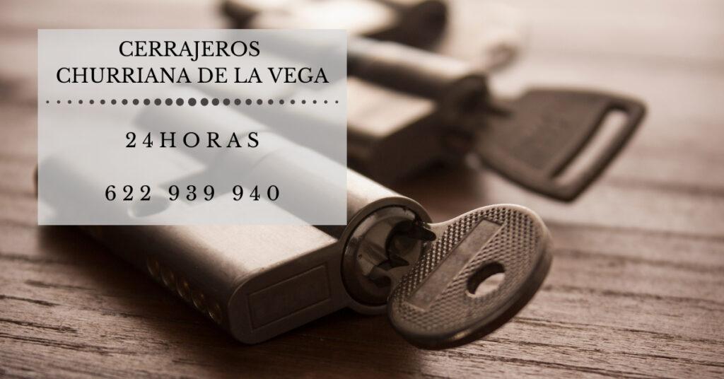 Cerrajeros en Churriana de la Vega